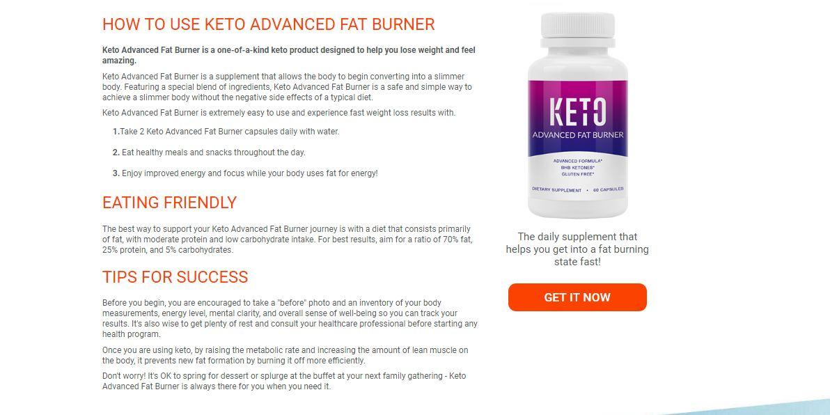 keto advanced fat burner mexico